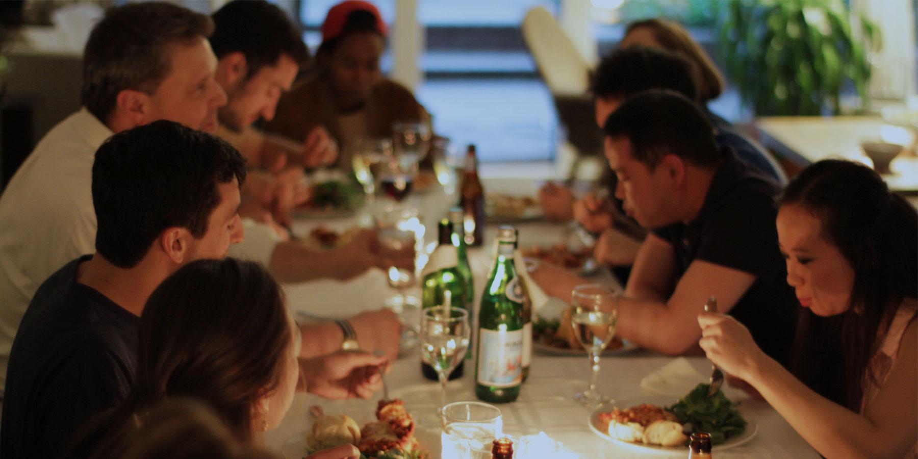 Krash Family Dinner
